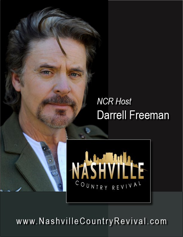 Darrell Freeman To Host Future Episodes of Nashville Country Revival