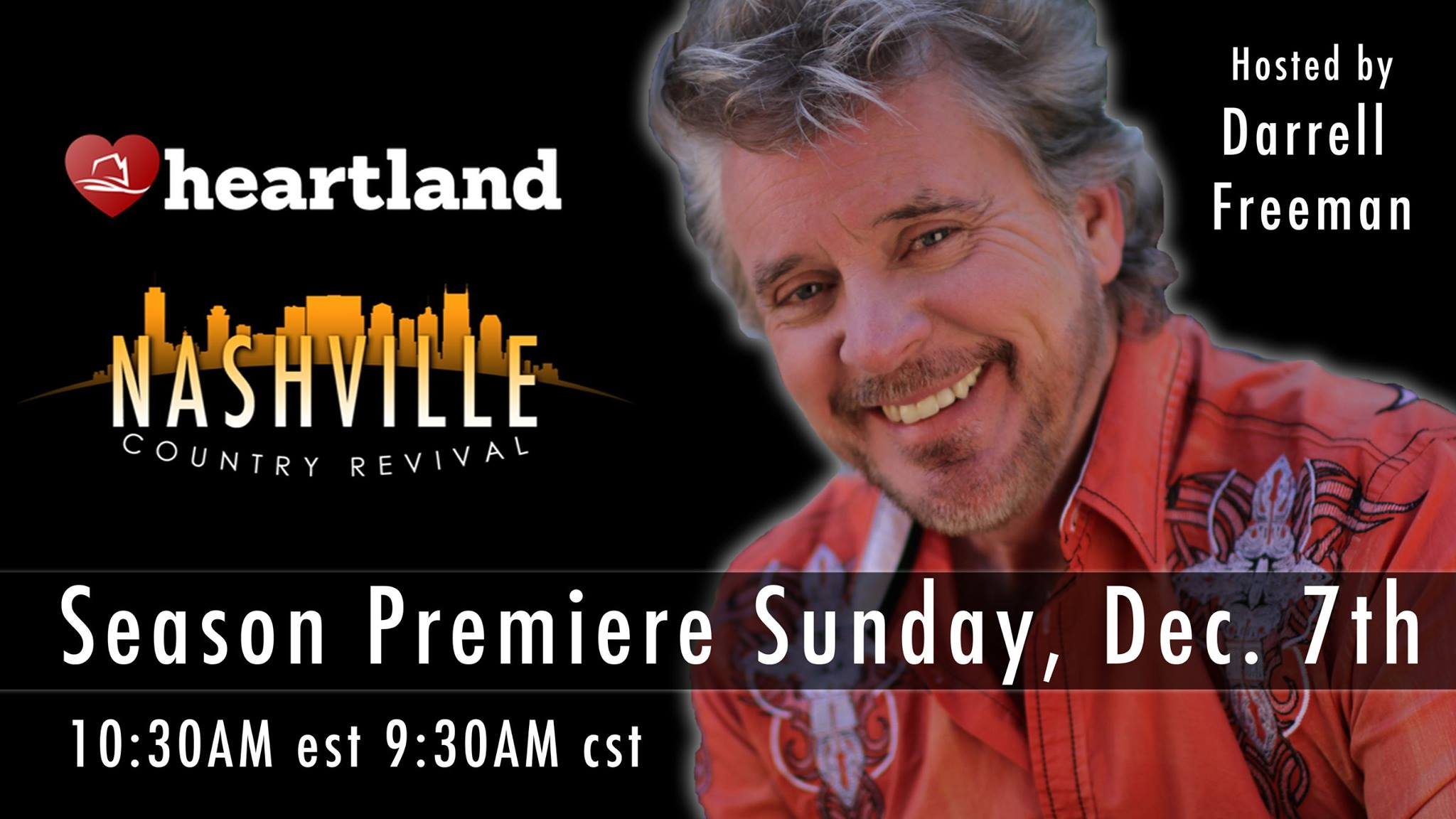 A New Season of Nashville Country Revival to Debut on Heartland TV