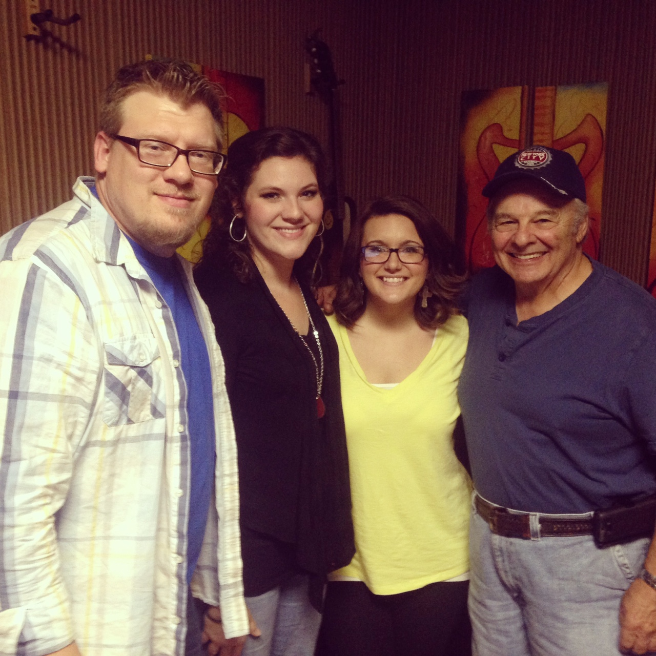 The Griffith Family Complete New Album With Producer Nick ...