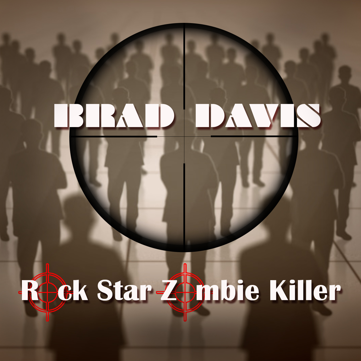 Rock Star Zombie Killer - Brad Davis