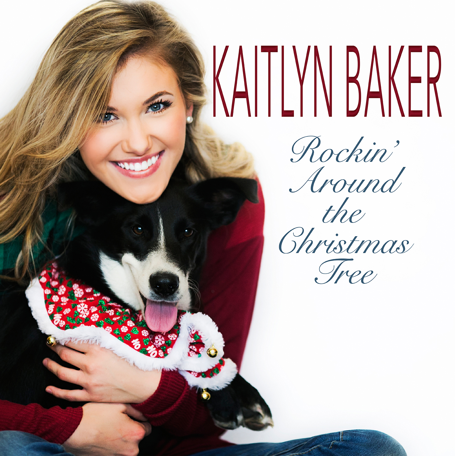 Mansion Entertainment Releases Kaitlyn Baker's  New 'Rockin' Around the Christmas Tree'