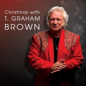 Christmas, Cracker Barrel, T. Graham Brown, Country Music, Soul Music, Mansion Entertainment, New Christmas Music, New Christmas Release, Christmas at Cracker Barrel