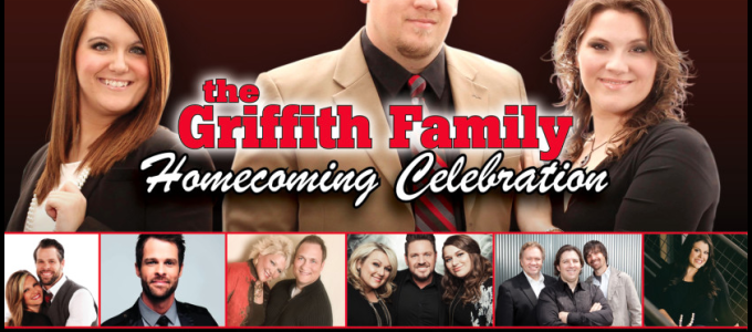 Griffith Family Homecoming 2016
