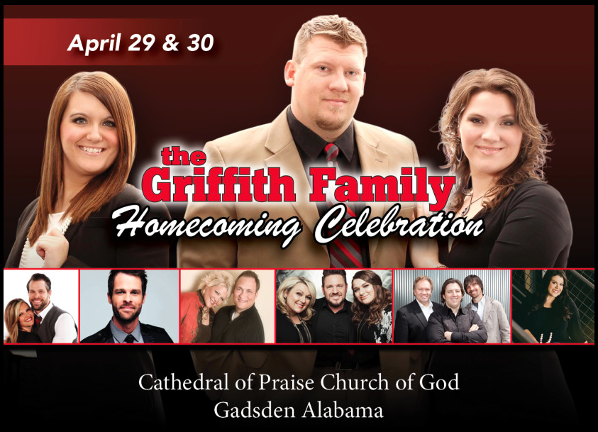 Dove Award Winning & GRAMMY Nominated Artists Kick Off First Griffith Family Homecoming