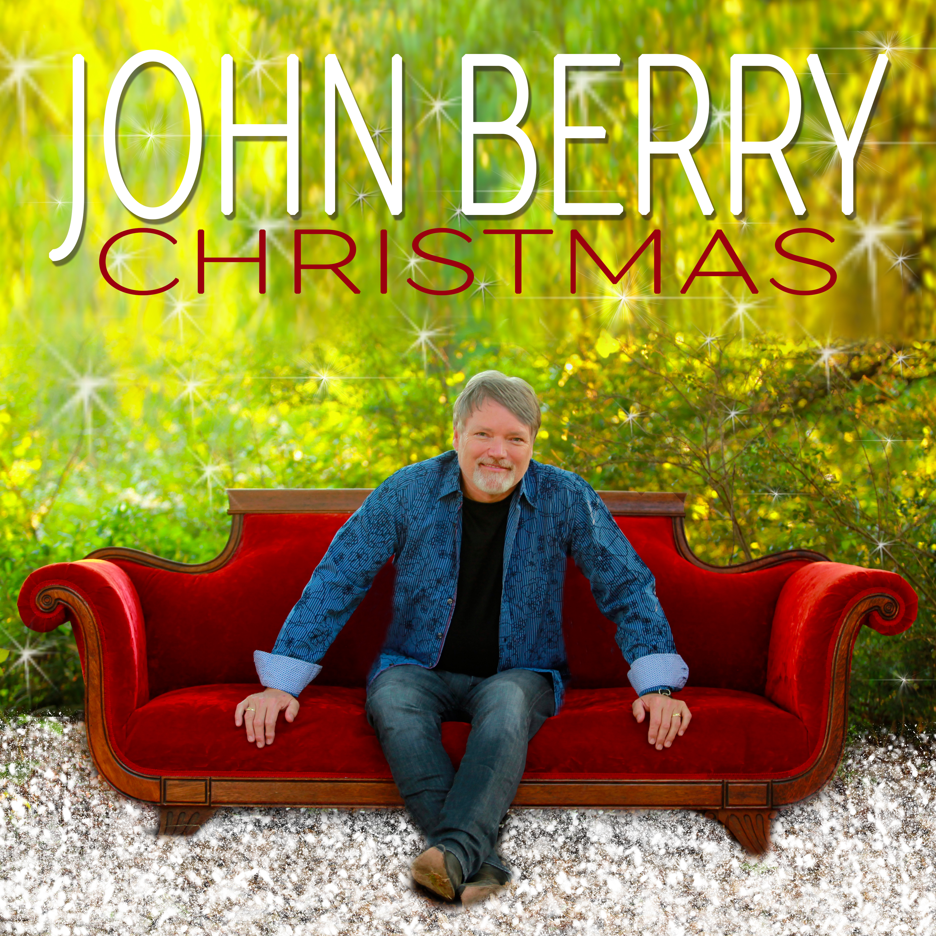 John Berry Celebrates 20 Years of Christmas with New Album & Tour