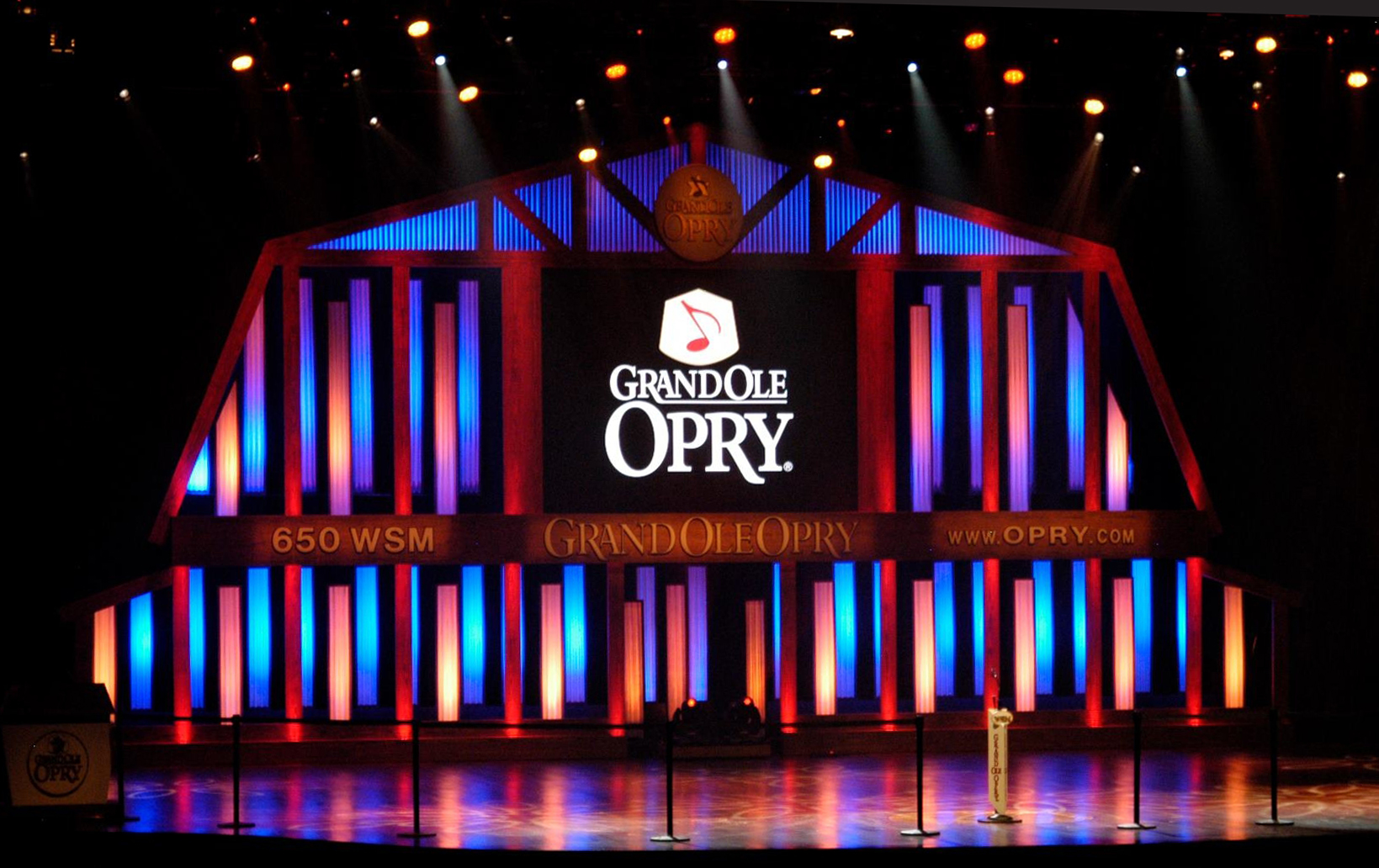 John Berry Celebrates 20th Year Anniversary of Grand Ole Opry Appearance