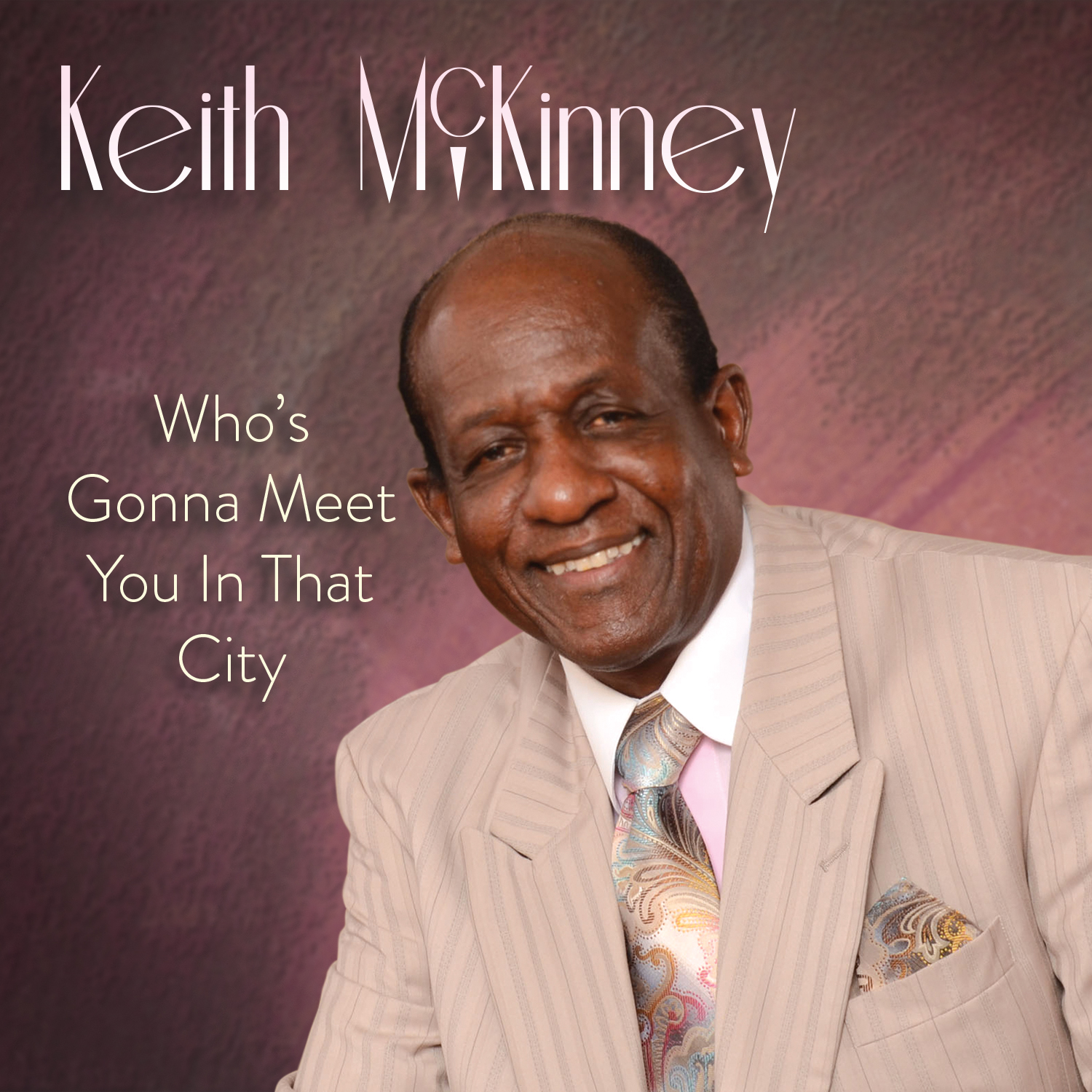 Keith McKinney Completes New Album