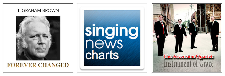 Southern Gospel Radio Charting News For April