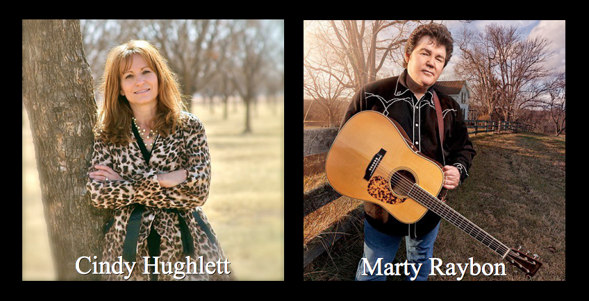Cindy Hughlett Releases New Single Featuring Marty Raybon