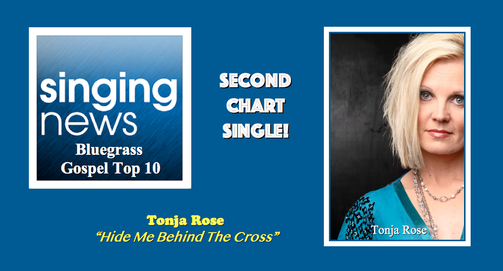 Tonja Rose Scores Another Singing News Bluegrass Gospel Top 10