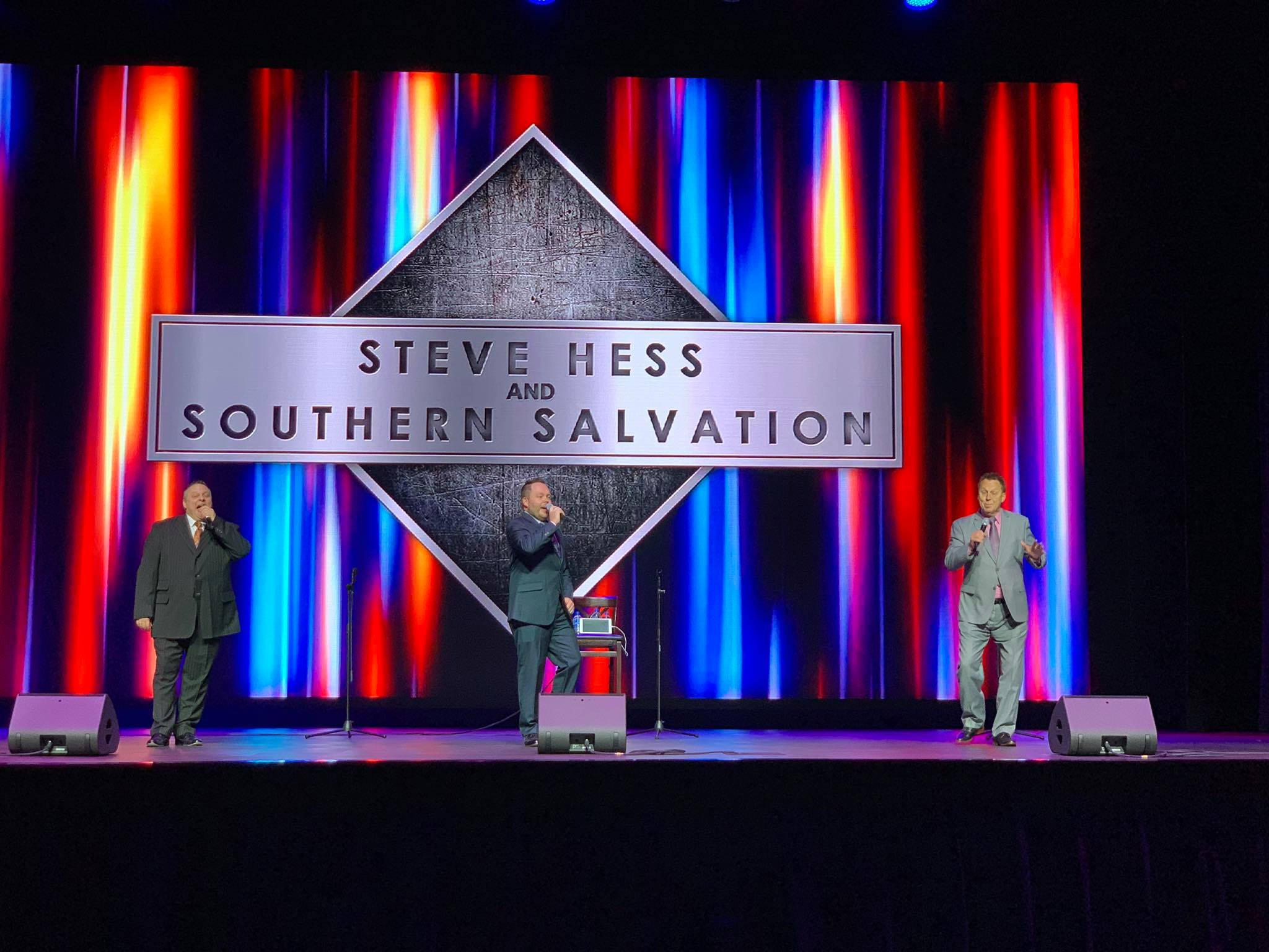 Steve Hess & Southern Salvation Join The Ark Encounter Team