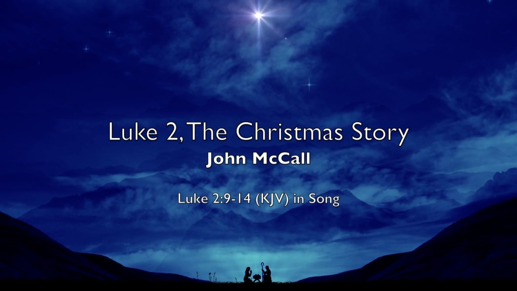 The Christmas Story, Luke 2, Luke 2:9-14, Christmas Music, The Ark Encounter