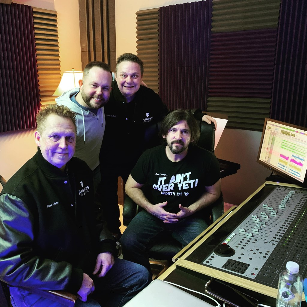 Ark Encounter, Creation Museum, Answers Center Theater, Southern Gospel, Singing News Top 80, SGN Scoops Top 100, John Mathis Jr, Pro-Life, Pro-Life Song, Christian Music, Mansion Entertainment