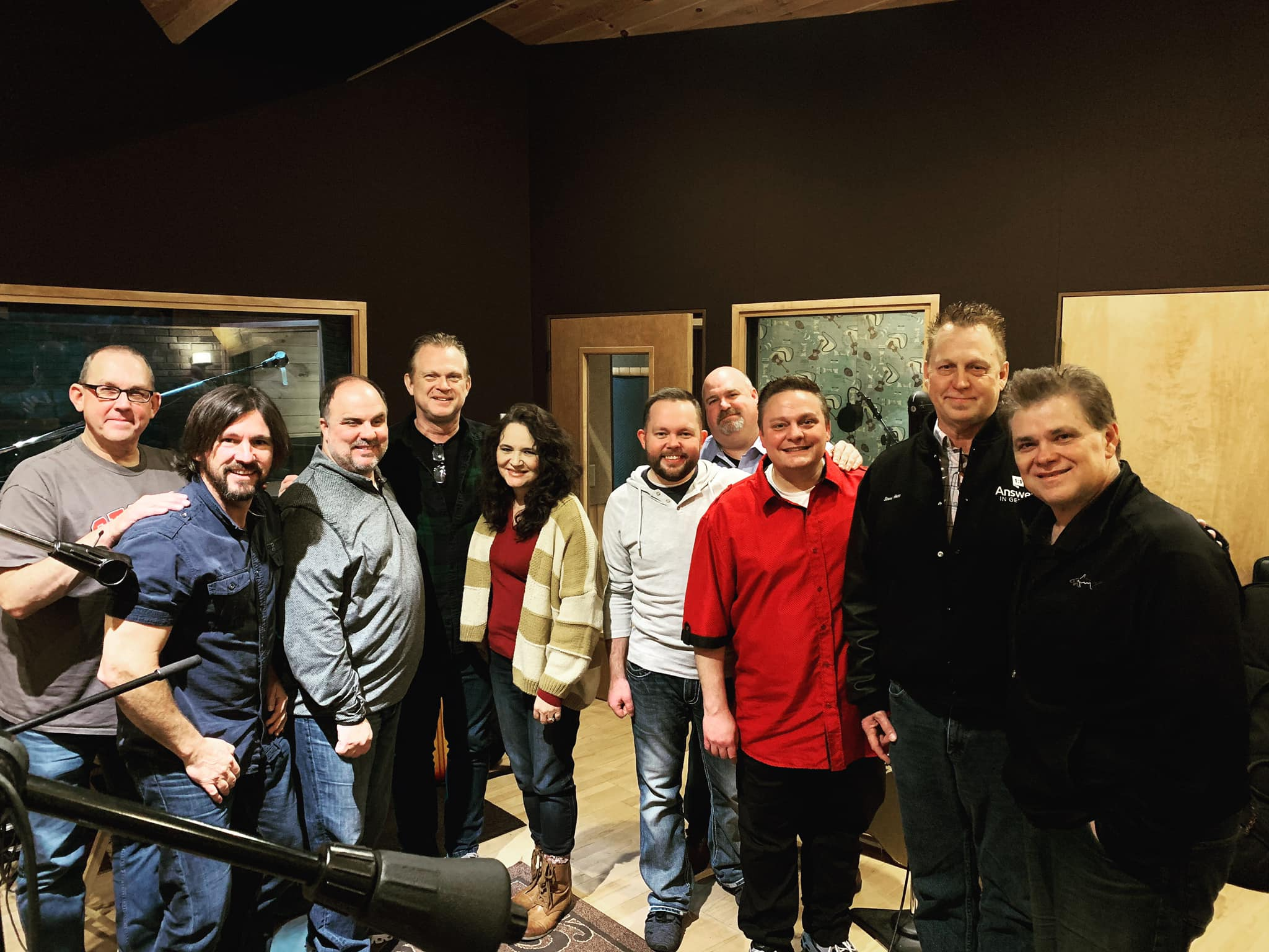 Steve Hess & Southern Salvation | New Music For 2020 Ark Encounter Concerts | New Album