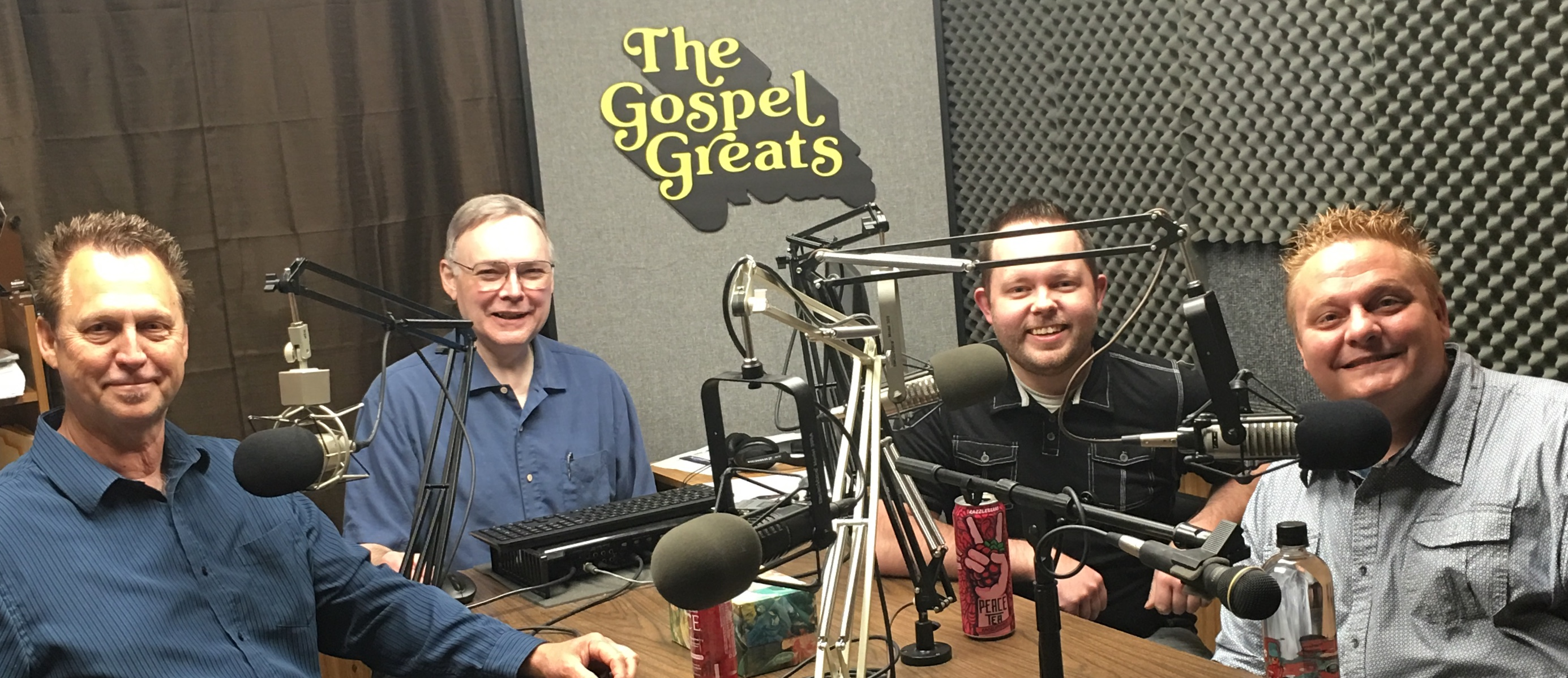 Steve Hess & Southern Salvation Featured on 'The Gospel Greats with Paul Heil'