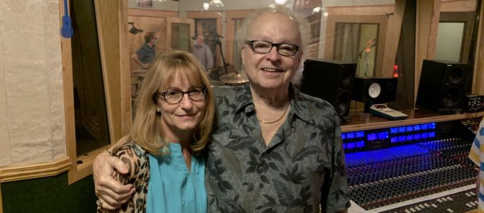 Ron Oates, Cindy Hughlett, Christian Music, The Parlor Recording studio
