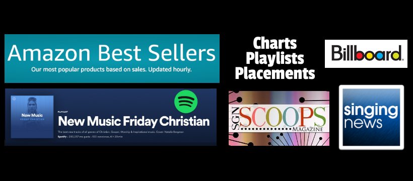 Charts Playlist Placements