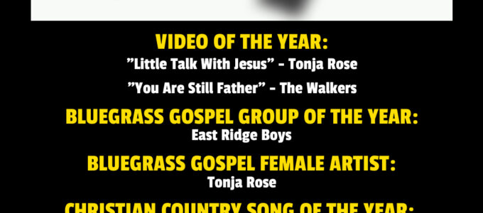 Diamond Awards 2021, SGN Scoops, Creekside Gospel Music Convention, Christian Country, Bluegrass Gospel, Southern Gospel, Gospel Awards, Christian Music Awards
