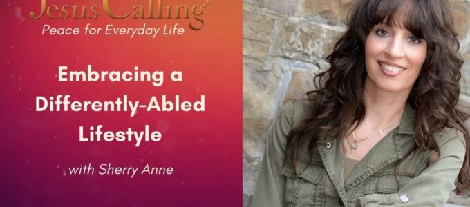 Jesus Calling, Featured artist, Sherry Anne, Southern Gospel, Christian Music News